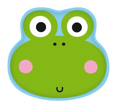 Book cover for Squirty Bath Books: Frog